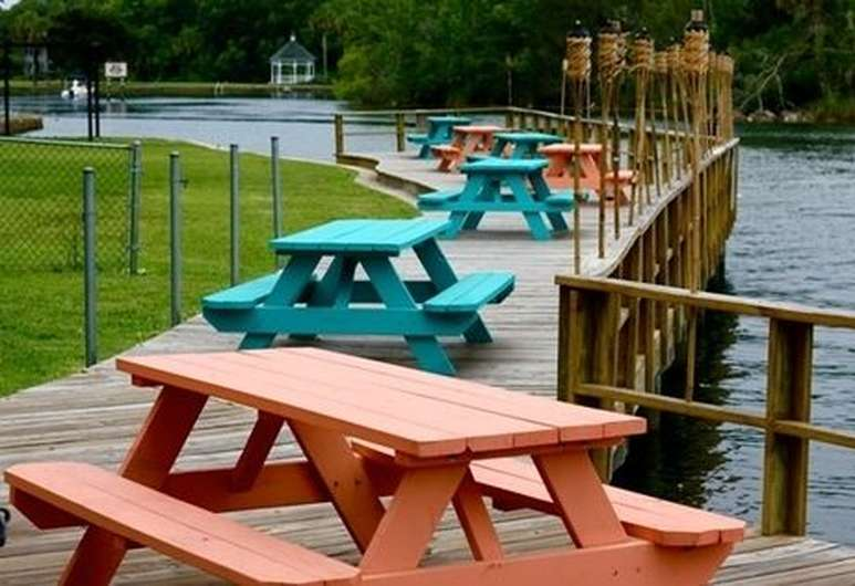 Crystal River Waterfront Dining